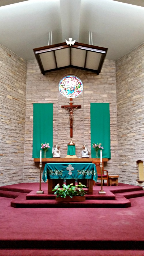 Our Lady of the Rosary Church: WELCOME